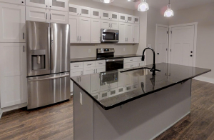 Park Springs market rate home's kitchen